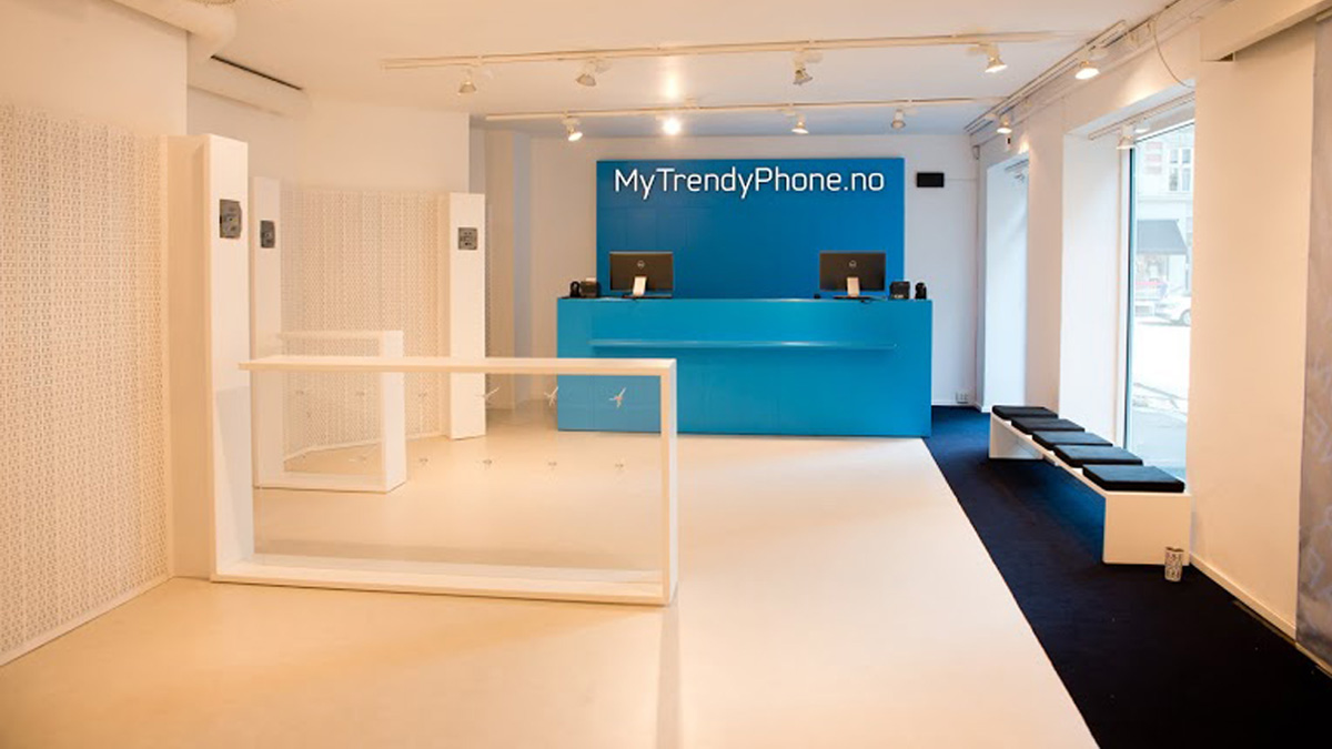 MyTrendyPhone oslo store interior view photo 05