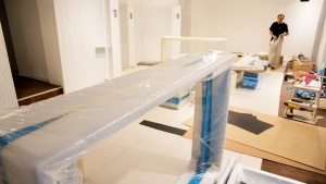 MyTrendyPhone oslo store interior view construction process photo 02