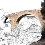 [Rehab] Periques bridge, Berguedà