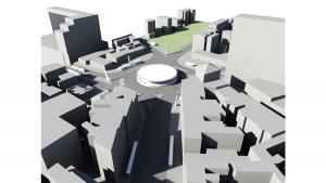 slavija square belgrade competition project architectural visualization 3d render 02